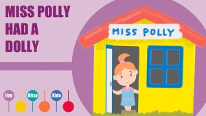 Miss Polly Had A Dolly Sheet Music With Chords And Lyrics