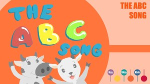 The ABC Song Sheet Music With Chords and Lyrics in English, German and French