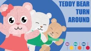 Teddy Bear, Teddy Bear, Turn Around Sheet Music With Chords And Lyrics
