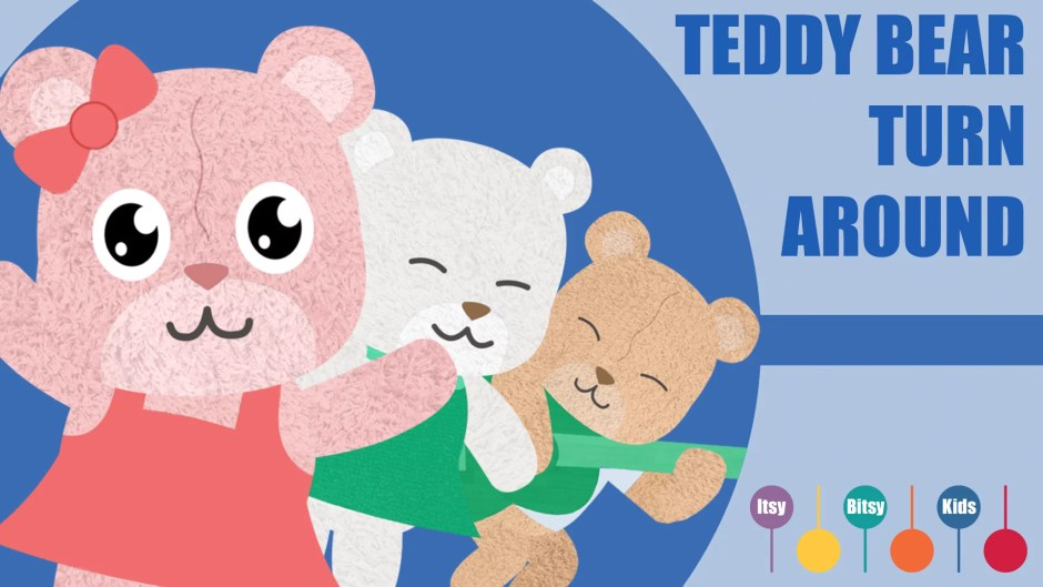 Teddy Bear, Teddy Bear, Turn Around Sheet Music With Chords And Lyrics