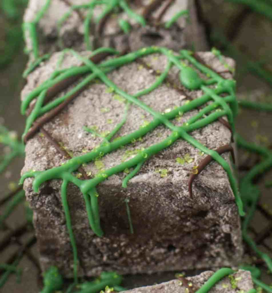 Chocolate Stout Marshmallow recipe --the perfect St. Patrick's Day treat!