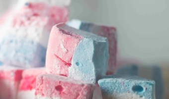 Red, White, and Blue Marshmallows