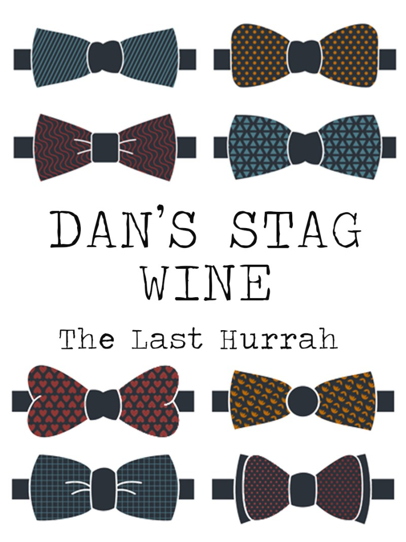 Bow tie stag