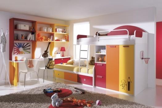 Bedroom Inspiration for Kids
