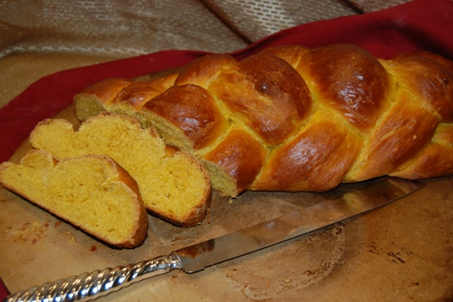 European Easter Bread