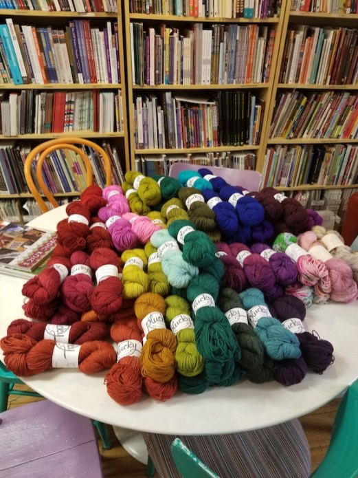 Yes, more yarn!!