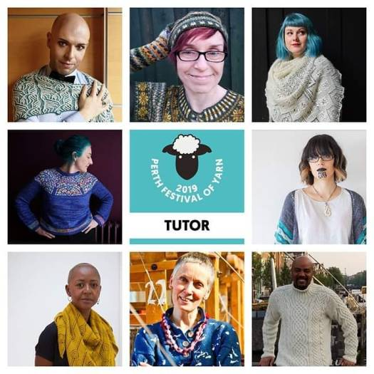 Perth Festival of Yarn tutors image