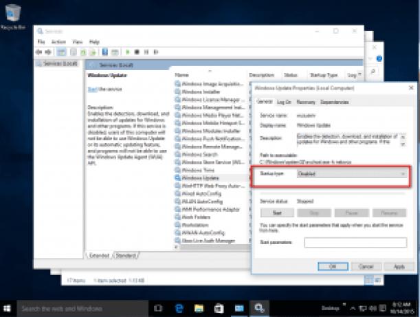 Turnoff- Windows-updates- windows10