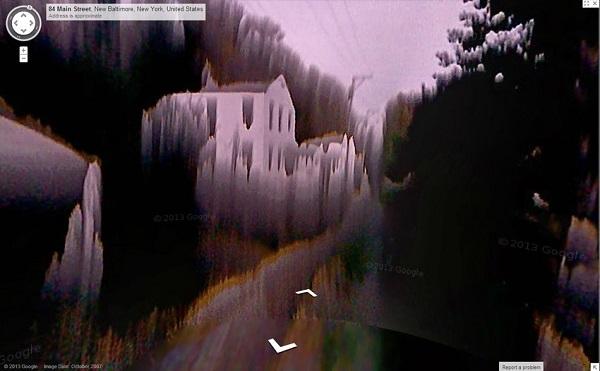 google street view kicks 5