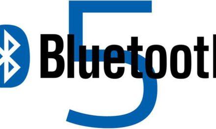 Bientôt, Bluetooth 5