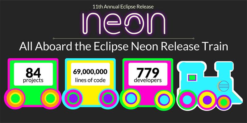 Neon, la dernière livraison d'Eclipse