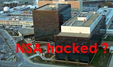La NSA piratée ?