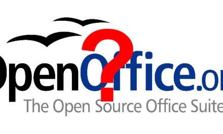Open Office, clap de fin ?