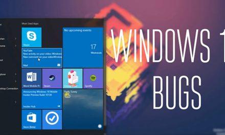 L'anniversaire de Windows 10 ne se passe pas sans problèmes
