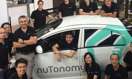 Les premiers taxis autonomes seront pour Singapour