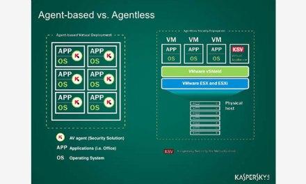 Kaspersky améliore la protection des machines virtuelles