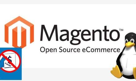 Magento et les CMS utilisés pour chiffrer les serveurs Linux