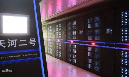 HPC : la machine la plus puissante du monde est toujours chinoise