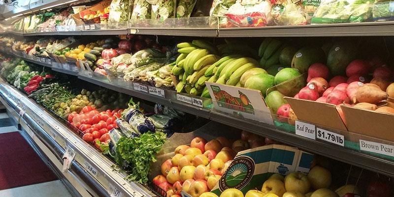 Jamais je n'achèterai de légumes dans votre « truc »…