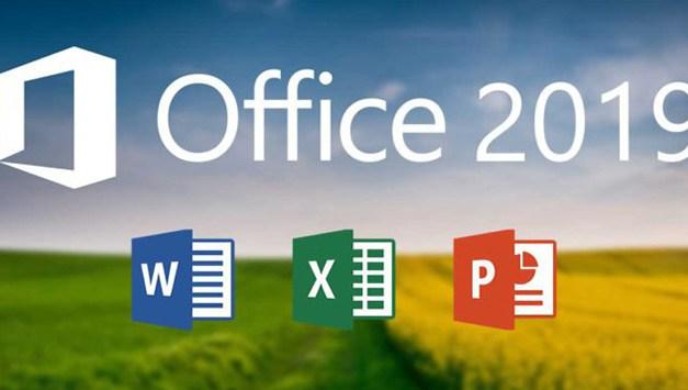 Office 2019 sera livré fin 2018, mais ce n'est pas essentiel…