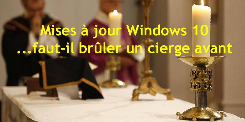 Windows 10 sans voix : merci Microsoft