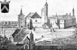 ancien château Fauquez