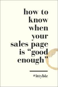 Deep Trust In Sales Pages