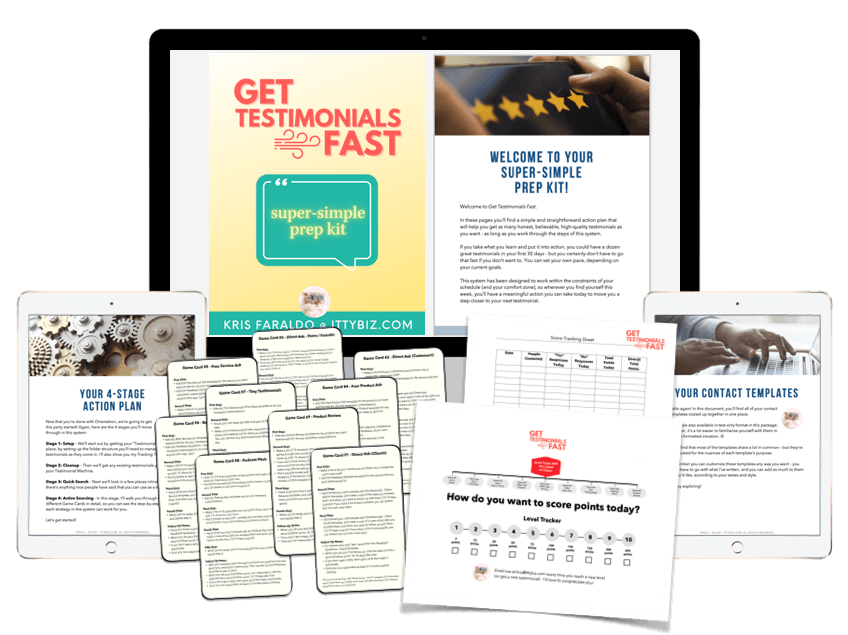 Get Testimonials Fast