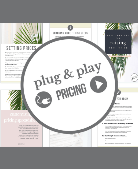 Plug & Play Pricing