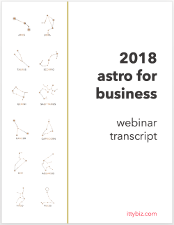 Read The Webinar Transcript