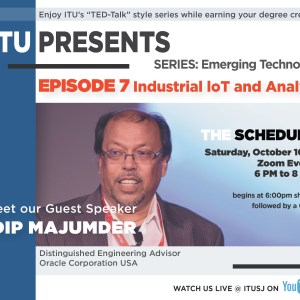 ITU Presents Episode 7 with Sudip Majumder