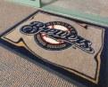 custom logo floor mats