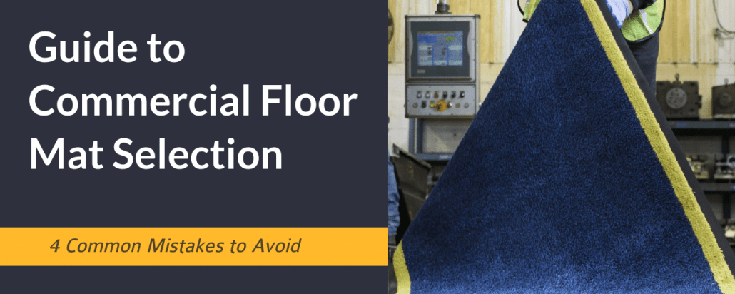 Guide to Commercial Floor Mats