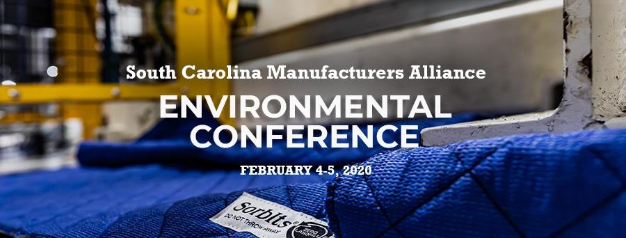 2020 SCMA Environmental Annual Meeting