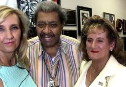 Don King 2020 Election with President Trump