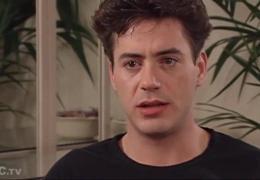 Movie Star Bios - Robert Downey Jr.