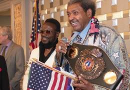 Don King Boxing New York Hall of Fame
