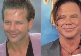 Star Bios - Mickey Rourke - Interviews