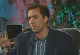 Movie Star Bios - Nicolas Cage