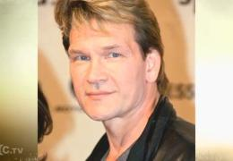 Movie Star Bios - Patrick Swayze