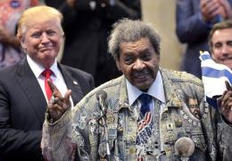 Don King New for February 24 2020
