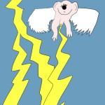 【愉快な生き物図鑑】ペニッサーファントム – 雷鳴と共に現れる神の化身