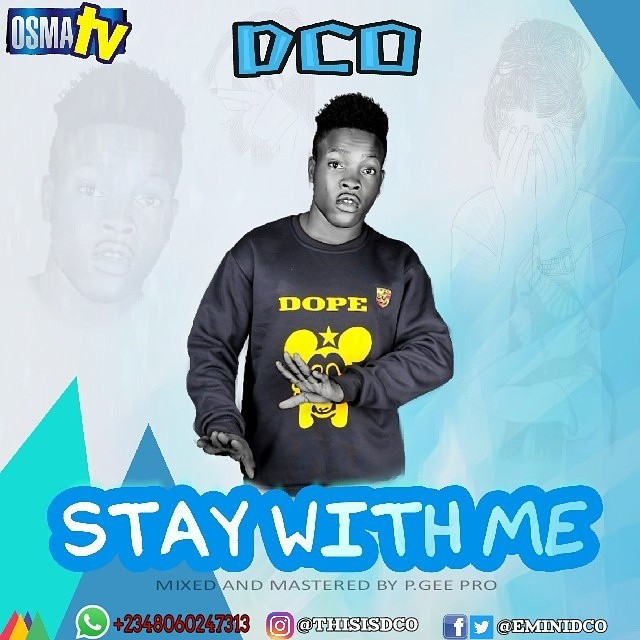 DCO - Stay With Me (DOWNLOAD)