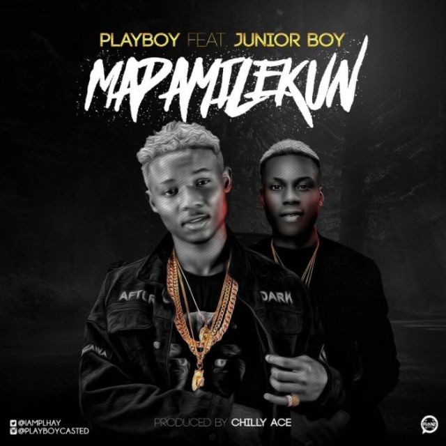 Playboy Ft. Junior Boy – Mapamileku (DOWNLOAD)
