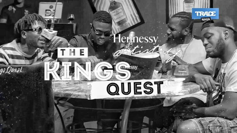 "HENNESSY CYPHER 2017 Episode 5: Watch Vector, PJ Odukoya, Jessay & Prometh – ""I Ain't GHOST But I Got The POWER!"""