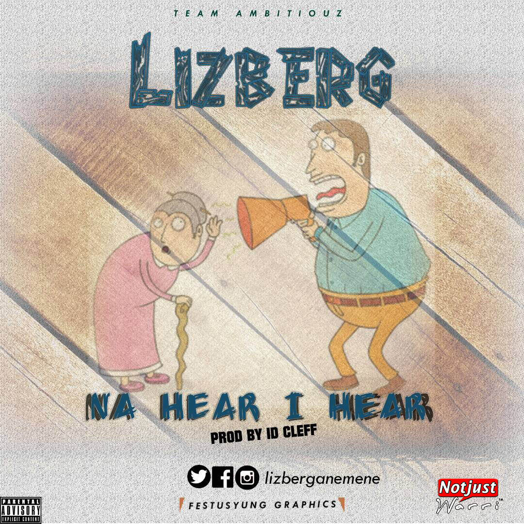 Lizberg - Na Hear I Hear