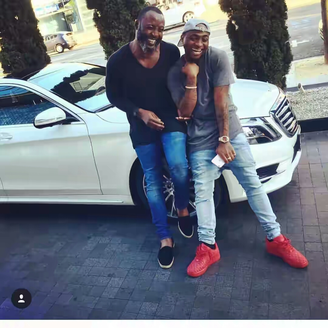 Davido's Former Manager, Kamal Puts Up Controversial Post About Death