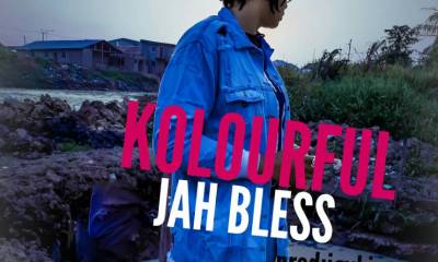 Kolourful - Jah Bless (Prod. By JayKiss) artwork