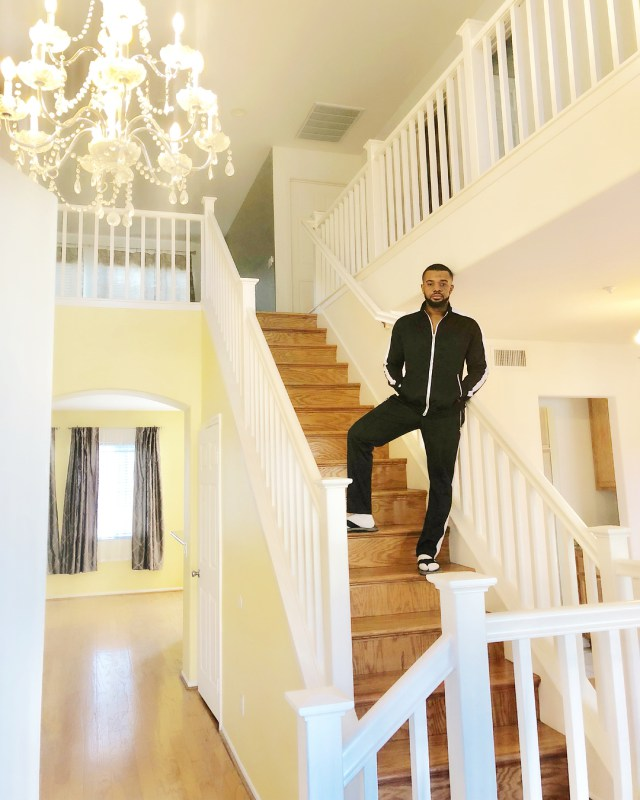 Williams Uchemba acquires new home