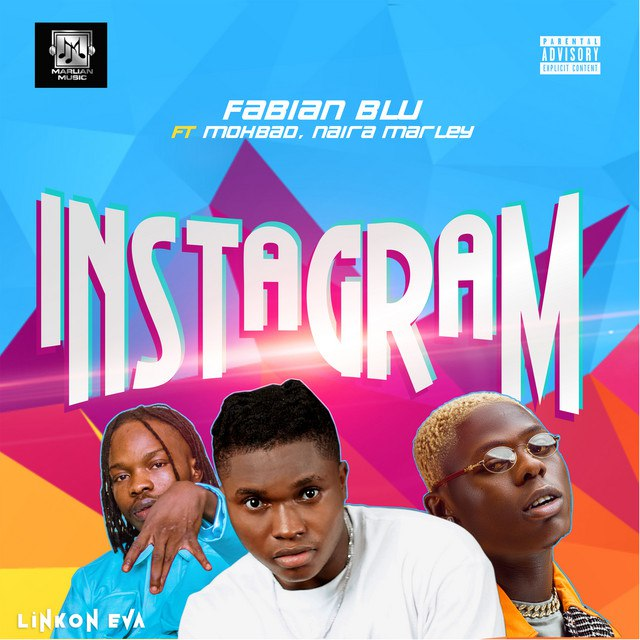 Fabian Blu ft Naira Marley X Mohbad - Instagram